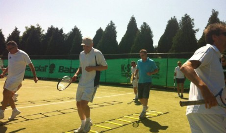 Cardio Tennis – bounce to the beat