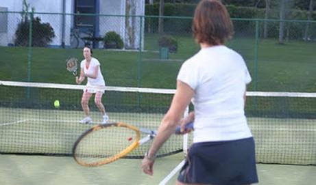 Thursday Morning Ladies' Tennis