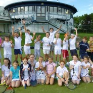 Easter Tennis Camps 2018