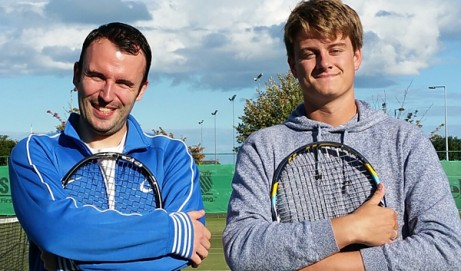 Photos from Greystones Tennis Club Championships finals night