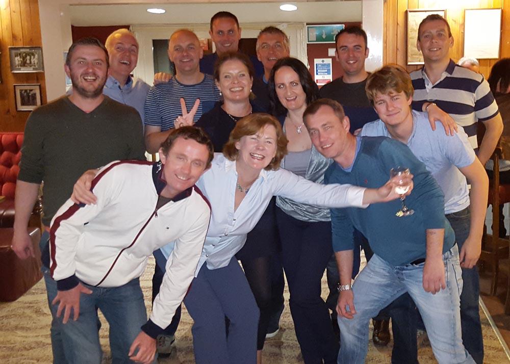 Limerick Tennis Weekend