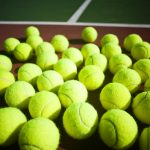 photo of tennis-balls