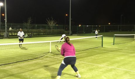 Monday Night Social Tennis