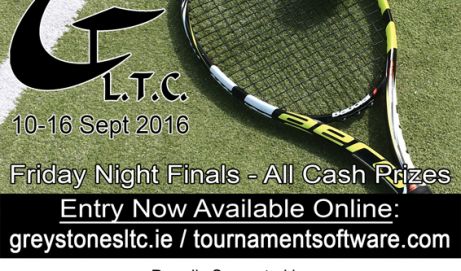 The South Leinster Senior Graded Open
