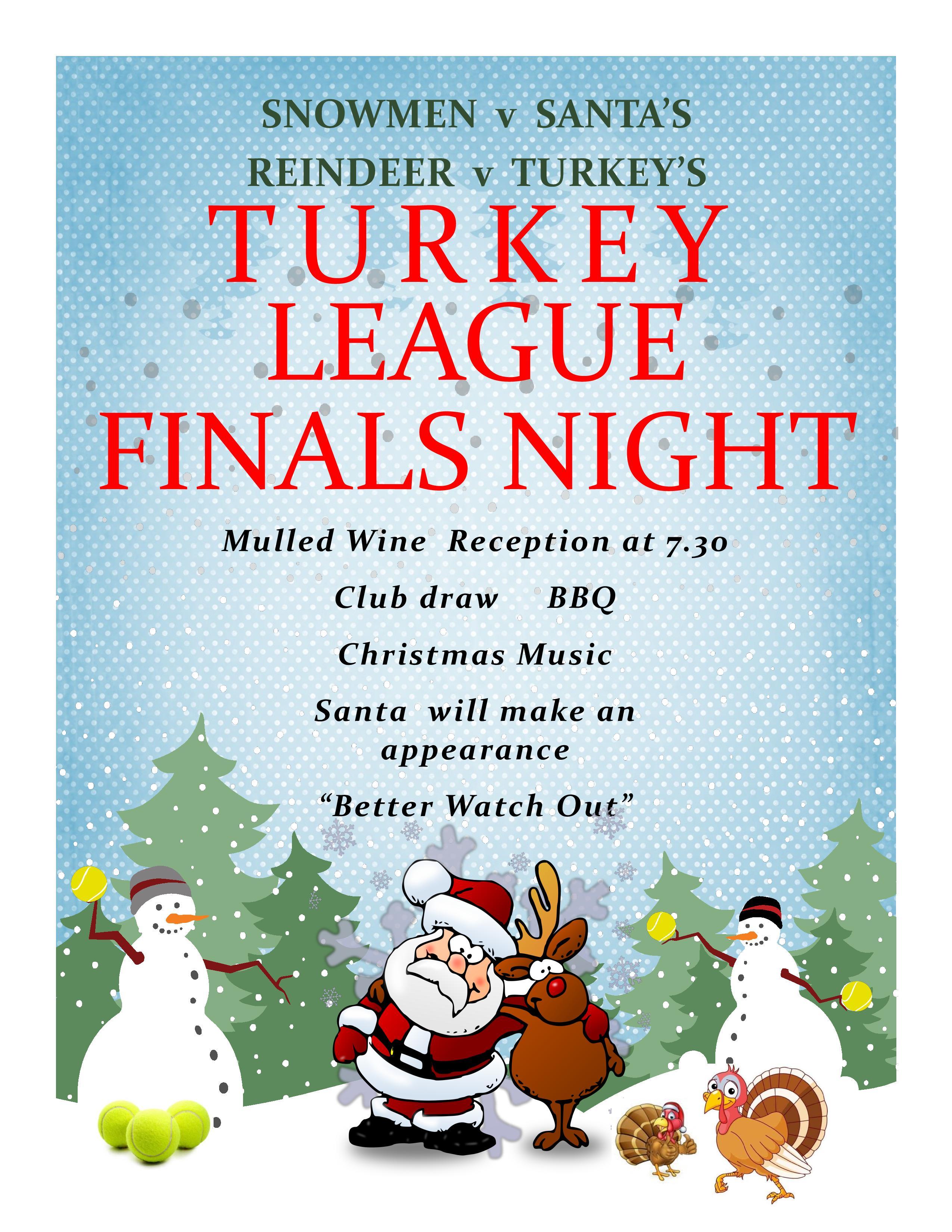 Turkey League Finals Night