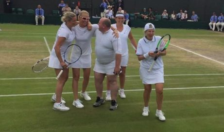 Chris Quinn, Kim Clijsters skirt = global internet sensation!