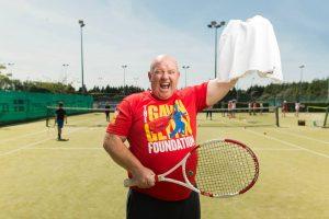 Fri 8 Sept – American Tournament, BBQ & The Wimbledon Skirt Handover