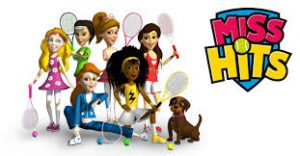 Miss-Hits (New Pre-Tennis Programme for girls aged 4-7)