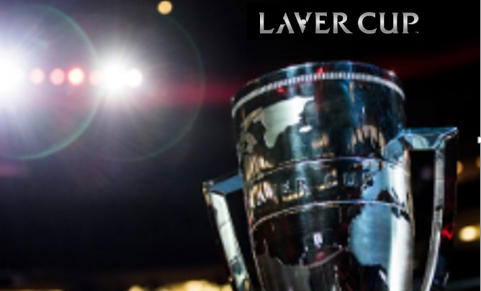 Laver Cup – 2 Wed & 1 Tues Team Competition