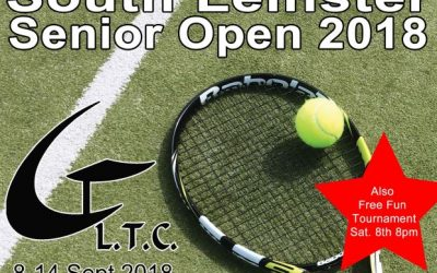 South Leinster Open 2018