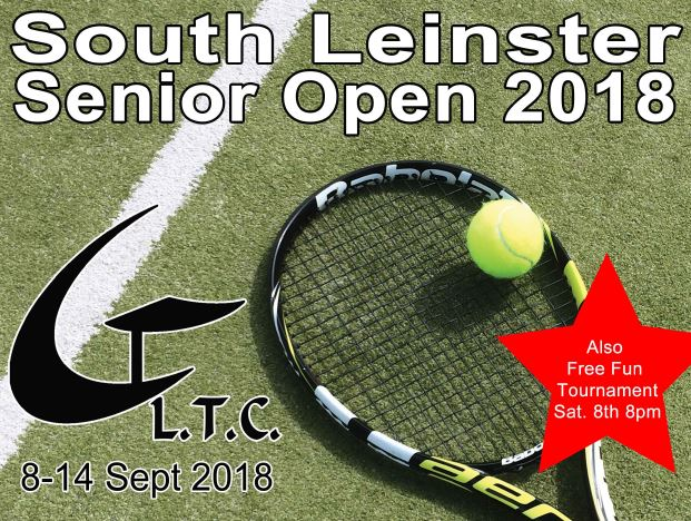 KBC Greystones South Leinster Open 2018