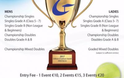 Club Championships