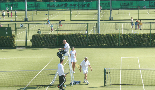 Monday Night Social Tennis