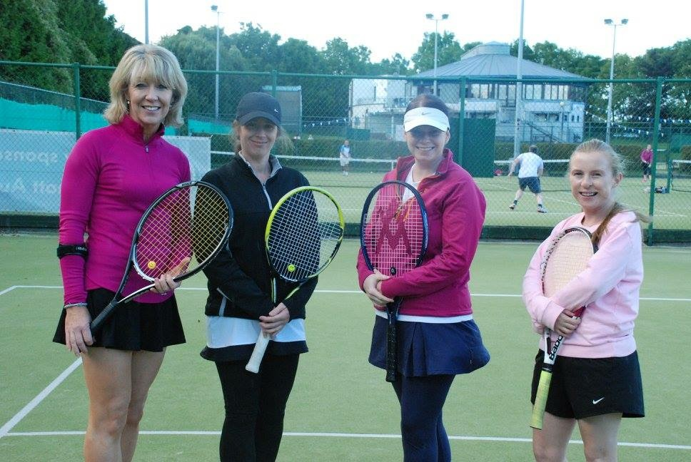 Adults – Try tennis & coaching until 31 March