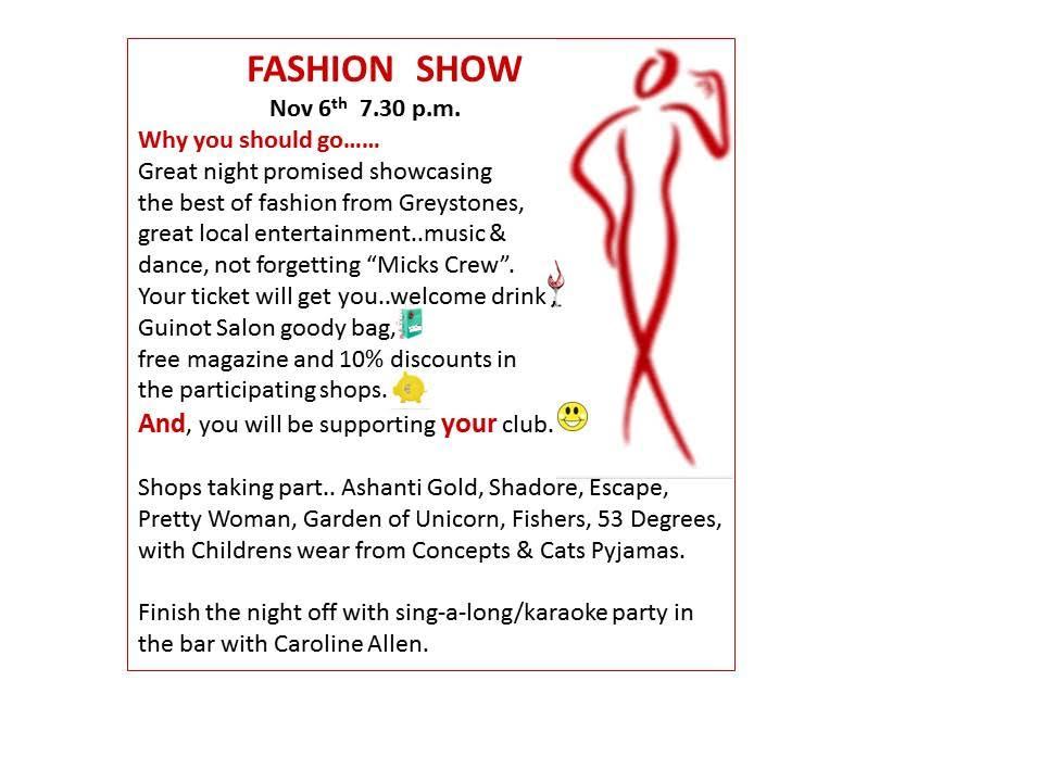 Fashion Show Picture