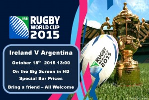 Rugby-Poster