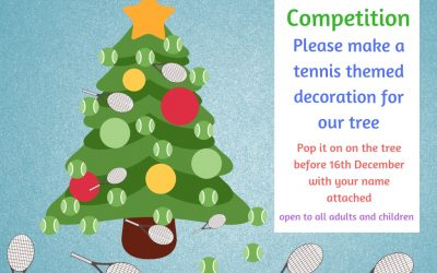 Christmas Decoration Competition