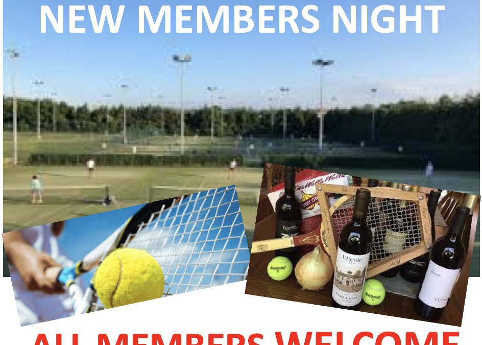 New Members Night