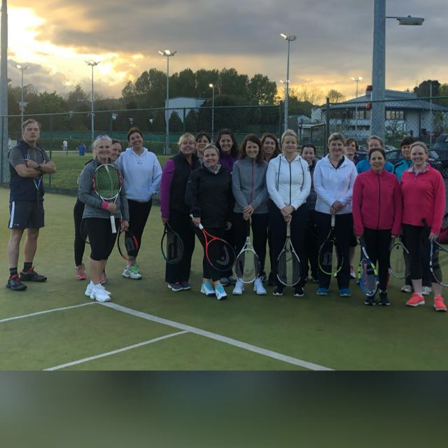 Ladies coaching for beginners/improvers