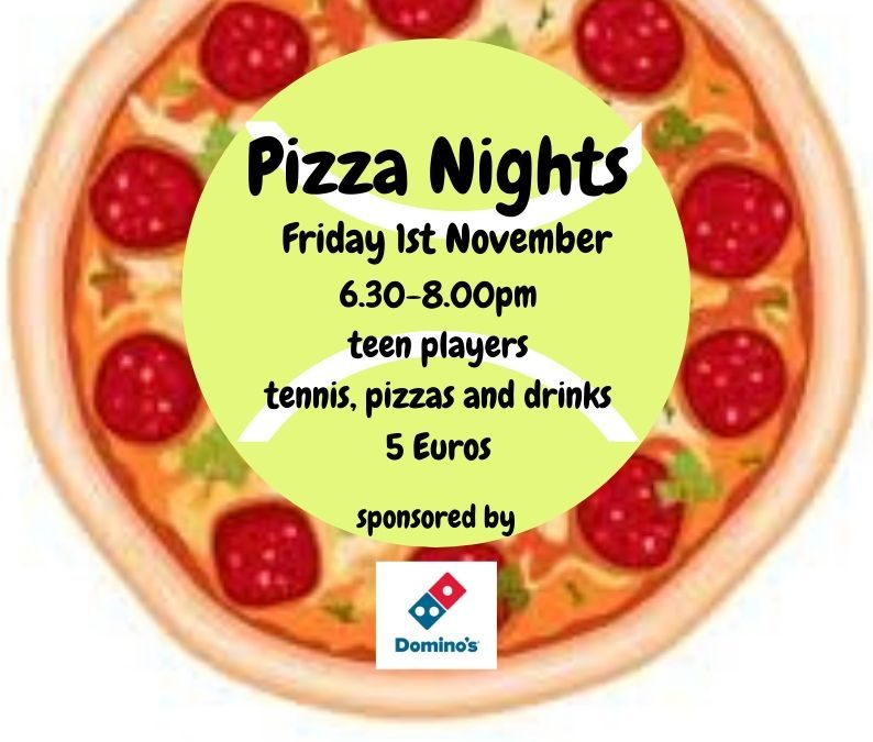 Pizza Nights  -Halloween Special
