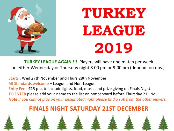 Turkey League