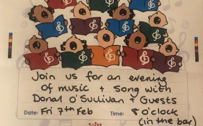 Give Us a Song for Cancer Research, Fri 7th February
