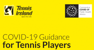 Covid 19 for tennis players