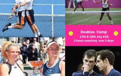 Doubles camp