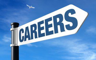 We are hiring – current vacancies
